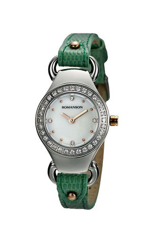 Купить Наручные часы Romanson RN2633QLJWH по доступной цене