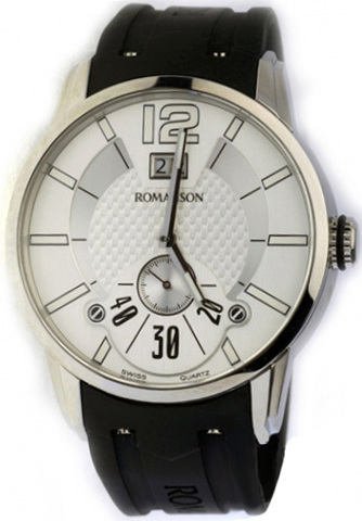 Купить Наручные часы Romanson TL9213MWWH по доступной цене