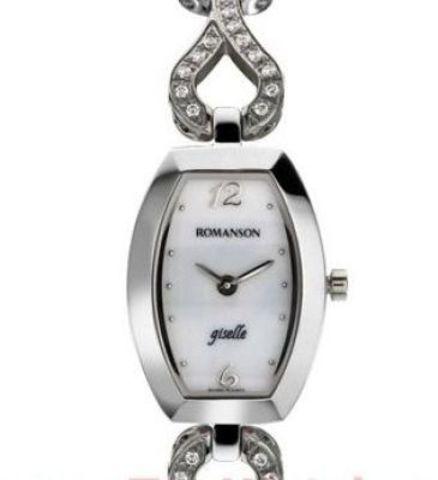 Купить Наручные часы Romanson RM9238QLWWH по доступной цене