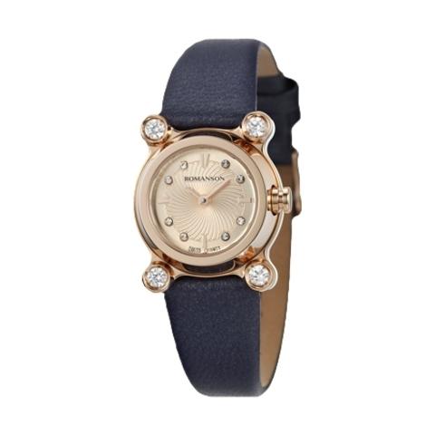 Купить Наручные часы Romanson RL2634QLRRG по доступной цене