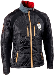 Лыжная куртка Stoneham Warm Up Jacket black разминочная