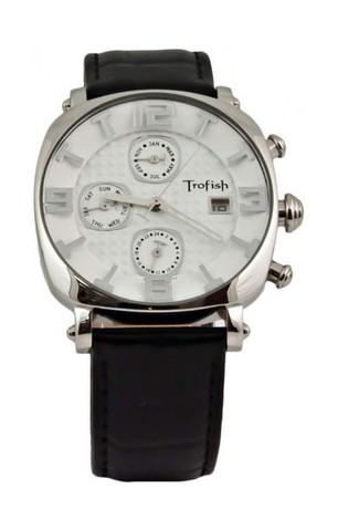 Купить Наручные часы Romanson SB1277BLWWH по доступной цене