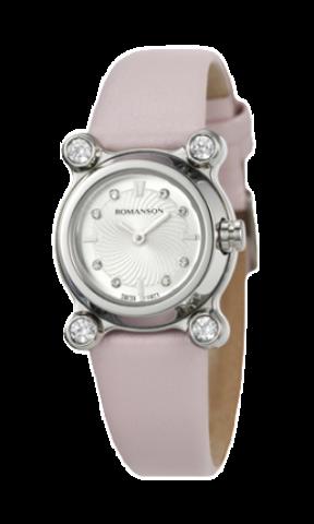 Купить Наручные часы Romanson RL2634QLWWH по доступной цене