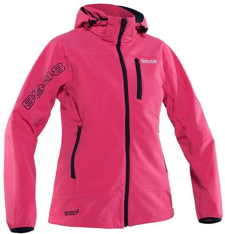 Куртка лыжная 8848 Altitude Rowena SoftShell Cerise женская