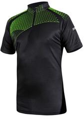 Футболка Noname Combat Pro Black-Green