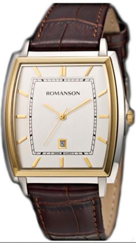 Купить Наручные часы Romanson TL4202MCWH по доступной цене
