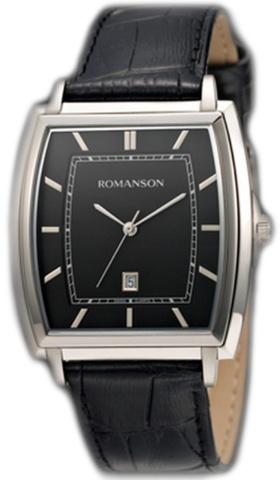 Купить Наручные часы Romanson TL4202MWBK по доступной цене
