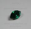 Ювелирные стразы Preciosa Emerald (10х5 мм)