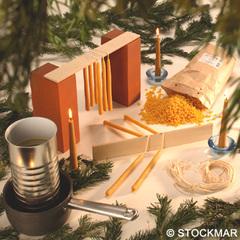 Набор для изготовления свечей в домашних условиях (Stockmar)