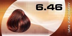 6.46 Темный медно-красный блондин IAN ZACHARY