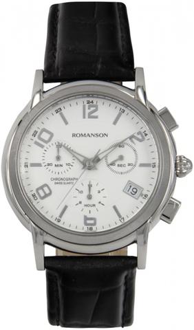 Купить Наручные часы Romanson TL3587UMWWH по доступной цене