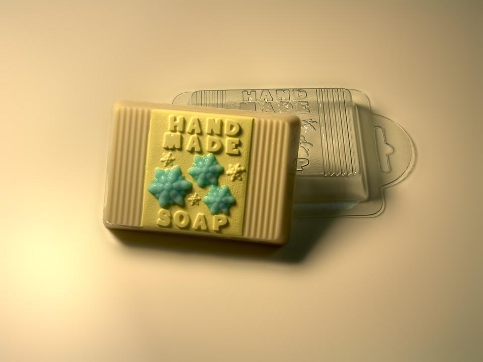 Hand Made Soap Форма для мыла