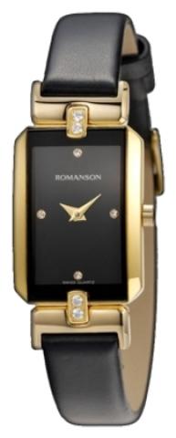 Купить Наручные часы Romanson RN3244QLGBK по доступной цене