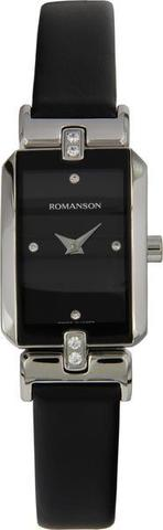 Купить Наручные часы Romanson RN3244QLWBK по доступной цене