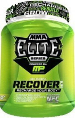 Musclepharm MMA Elite Series Recover 560 гр