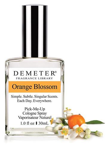 Духи «Апельсиновый цвет» от Demeter