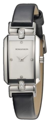 Купить Наручные часы Romanson RN3244QLWWH по доступной цене