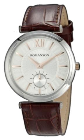 Купить Наручные часы Romanson TL3238JMJWH по доступной цене