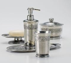 Набор элитных аксессуаров для ванной San Lorenzo от Labrazel