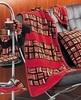 Элитная наволочка декоративная шенилловая Derby 10 schwarz от Feiler