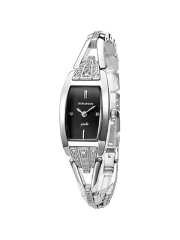 Купить Наручные часы Romanson RM8272QLWBK по доступной цене