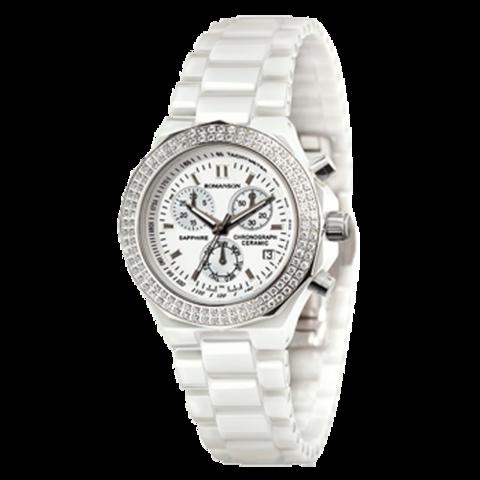 Купить Наручные часы Romanson TM1231QLWWH по доступной цене