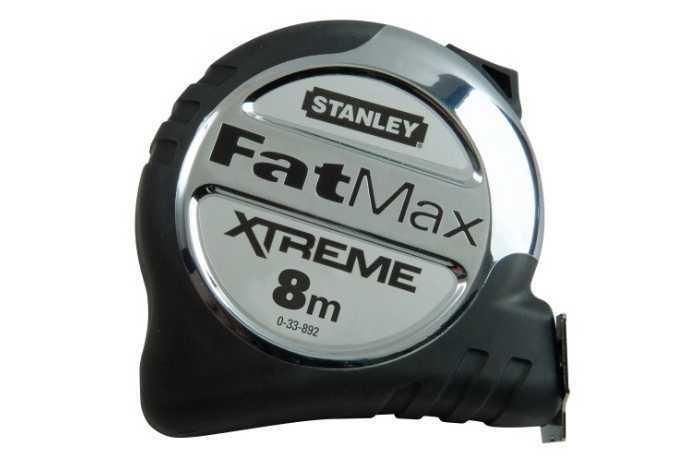 Рулетка  8м   FatMax Xtreme Stanley 0-33-892