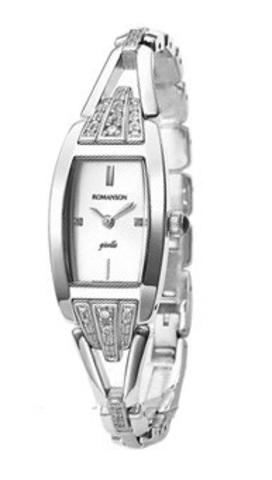 Купить Наручные часы Romanson RM8272QLWWH по доступной цене