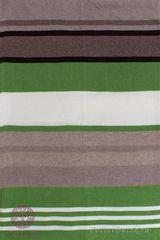Элитный плед -покрывало Imperio 82 бежевый-зеленый от Luxberry