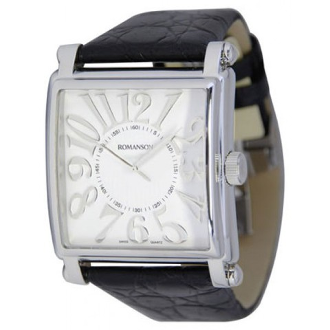 Купить Наручные часы Romanson TL8213MWWH по доступной цене