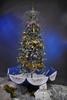 Чудо ёлочка «Снежная» с падающим снегом и музыкой, 170см (Чудо-Ёлка)