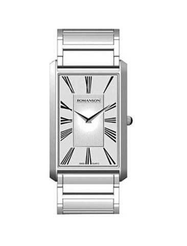 Купить Наручные часы Romanson TM0390MWWH по доступной цене