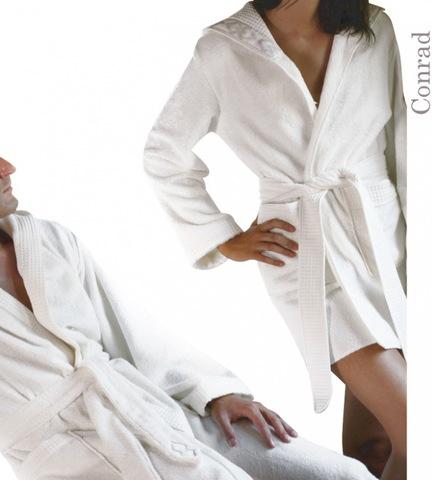 Элитный халат махровый Conrad от Timas