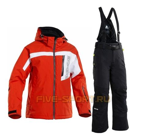 Костюм горнолыжный 8848 Altitude Coy/Galaxi детский Carrot/Black