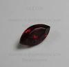 Ювелирные стразы Preciosa Ruby (10х5 мм) ()