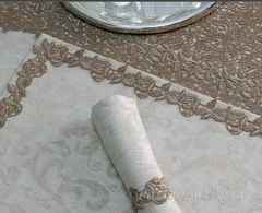 Салфетки 45х45 Weissfee Callista золотые