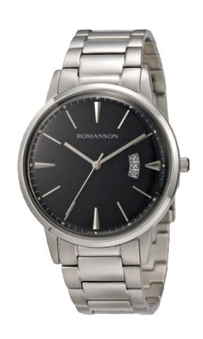 Купить Наручные часы Romanson TM4201MWBK по доступной цене
