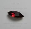 Ювелирные стразы Preciosa Ruby (10х5 мм)