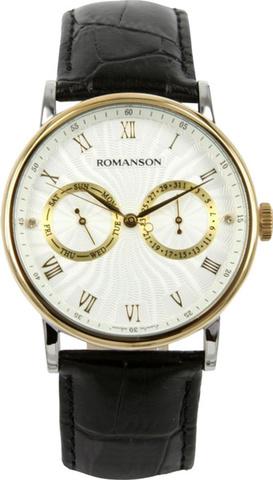 Купить Наручные часы Romanson TL1275BMCWH по доступной цене