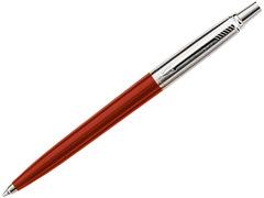Шариковая ручка Parker Jotter K60, цвет: Red, стержень: Mblue, S0705580