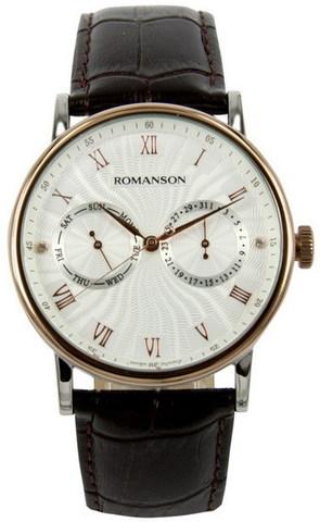 Купить Наручные часы Romanson TL1275BMRWH по доступной цене