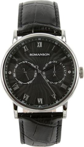 Купить Наручные часы Romanson TL1275BMWBK по доступной цене