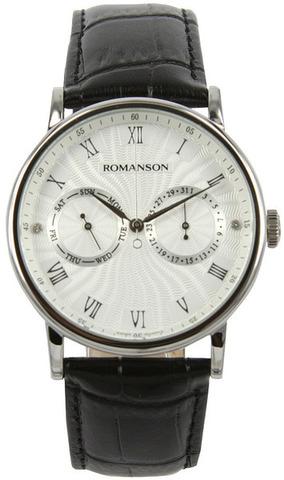 Купить Наручные часы Romanson TL1275BMWWH по доступной цене