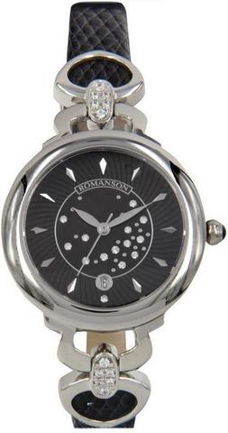 Купить Наручные часы Romanson RN2622LWBK по доступной цене