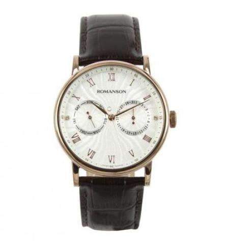 Купить Наручные часы Romanson TL1275BMJWH по доступной цене