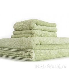 Полотенце 55х100 Abyss & Habidecor Super Pile 162 light green