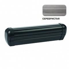 Маркиза крышная с эл.приводом DOMETIC Premium RTA2025,цв.корп.-черный, ткани-серебро, Ш=2,6м