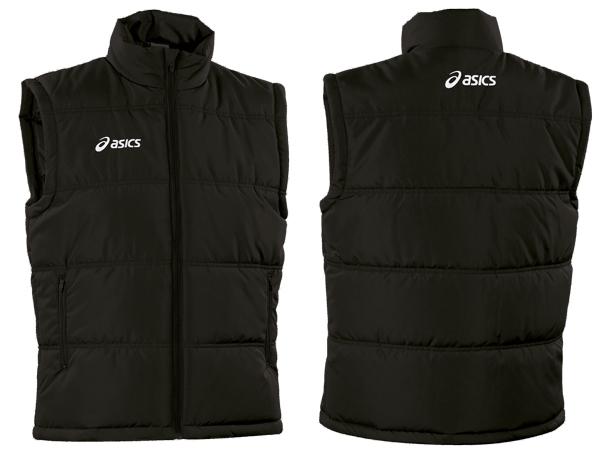 Мужской утепленный жилет Asics Gilet Vest (T538Z2 0090) фото