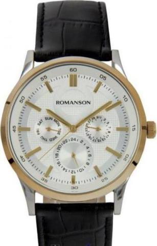 Купить Наручные часы Romanson TL2648FMCWH по доступной цене