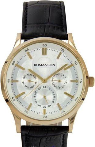 Купить Наручные часы Romanson TL2648FMGWH по доступной цене